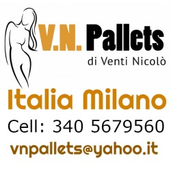 Pallets in Milano