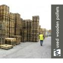 Sol·licitar la recollida de residus palets