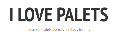 enlace a I Love Palets